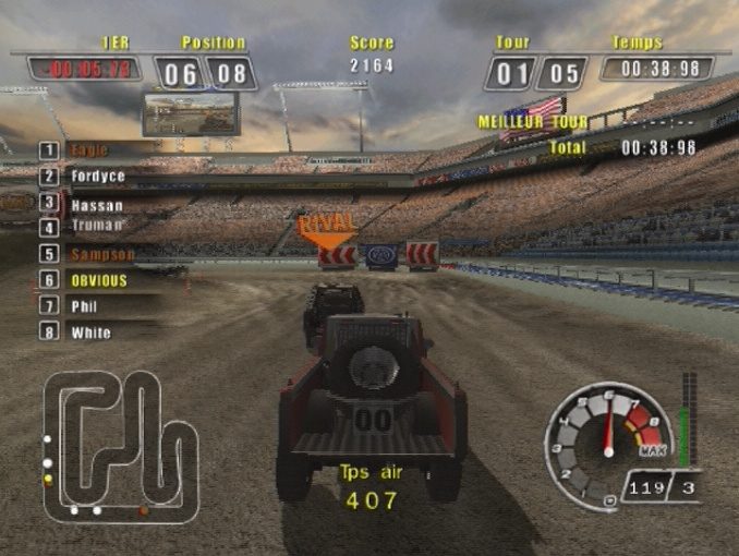 Pantallazo de ATV Off Road Fury 4 para PlayStation 2