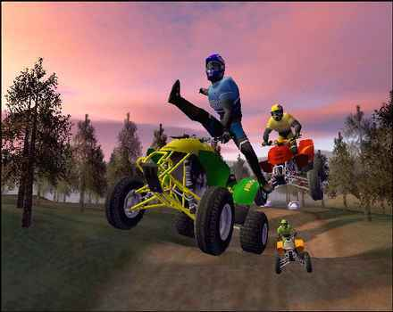 Pantallazo de ATV Offroad Fury [Greatest Hits] para PlayStation 2