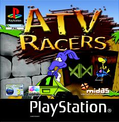 Caratula de ATV Racers para PlayStation