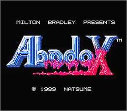 Pantallazo de Abadox: The Deadly Inner War para Nintendo (NES)