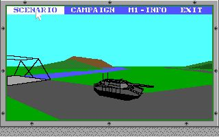 Pantallazo de Abrams Battle Tank para PC