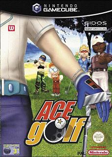 Caratula de Ace Golf para GameCube