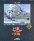 Caratula de Aces of the Pacific para PC