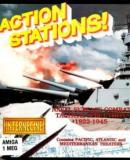 Carátula de Action Stations!