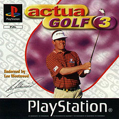 Torrent Super Compactado Actua Golf 3 PS1