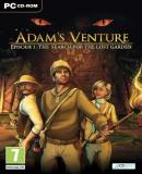 Carátula de Adams Venture: The Search for the Lost Garden
