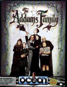 Caratula de Addams Family, The para Amiga