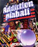 Carátula de Addiction Pinball
