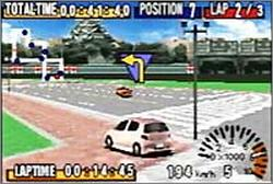 Pantallazo de Advance GTA para Game Boy Advance