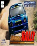 Carátula de Advance Rally (Japonés)