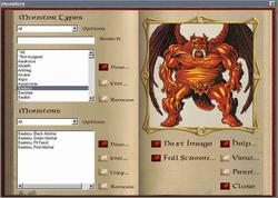 Pantallazo de Advanced Dungeons & Dragons: Core Rules 2.0 CD-ROM para PC