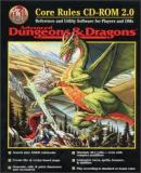 Carátula de Advanced Dungeons & Dragons: Core Rules 2.0 CD-ROM