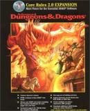 Carátula de Advanced Dungeons & Dragons: Core Rules 2.0 Expansion