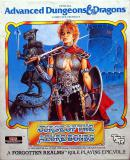 Carátula de Advanced Dungeons & Dragons: Curse of the Azure Bonds
