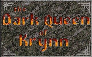 Pantallazo de Advanced Dungeons & Dragons: Dark Queen of Krynn para Amiga