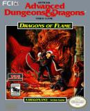 Carátula de Advanced Dungeons & Dragons: Dragons of Flame