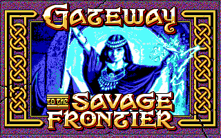 Pantallazo de Advanced Dungeons & Dragons: Gateway to the Savage Frontier para PC