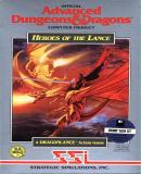 Caratula nº 251828 de Advanced Dungeons & Dragons: Heroes of the Lance (639 x 961)