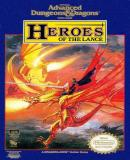 Carátula de Advanced Dungeons & Dragons: Heroes of the Lance