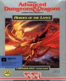 Caratula nº 62558 de Advanced Dungeons & Dragons: Heroes of the Lance (191 x 276)