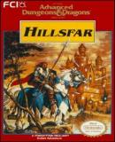 Carátula de Advanced Dungeons & Dragons: Hillsfar