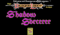 Pantallazo nº 63253 de Advanced Dungeons & Dragons: Shadow Sorcerer (320 x 200)