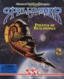 Caratula nº 61004 de Advanced Dungeons & Dragons: Spelljammer -- Pirates of Realmspace (120 x 154)