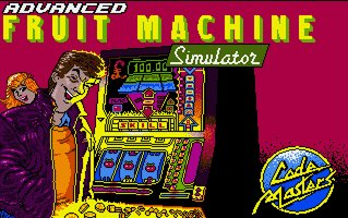 Pantallazo de Advanced Fruit Machine Simulator para Amiga