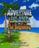 Carátula de Adventure Island: The Beginning (Wii Ware)