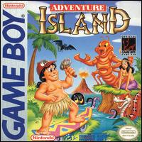Caratula de Adventure Island para Game Boy