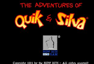 Pantallazo de Adventures Of Quik And Silva, The para Amiga