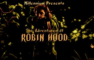 Pantallazo de Adventures Of Robin Hood, The para Amiga