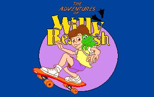 Pantallazo de Adventures Of Willy Beamish, The para Amiga