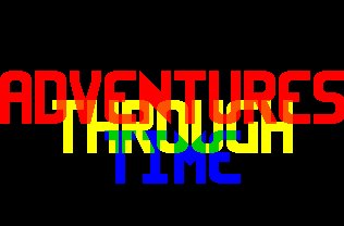 Pantallazo de Adventures Through Time Volume 1 para Amiga