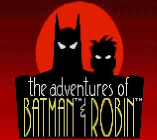 Pantallazo de Adventures of Batman & Robin, The para Gamegear