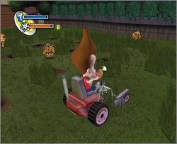 Pantallazo de Adventures of Jimmy Neutron Boy Genius: Attack of the Twonkies, The para GameCube
