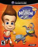 Carátula de Adventures of Jimmy Neutron Boy Genius: Jet Fusion, The