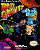 Carátula de Adventures of Rad Gravity, The