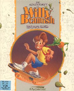 Caratula de Adventures of Willy Beamish, The para PC