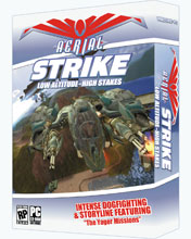 Caratula de Aerial Strike: The Yager Missions para PC