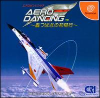 Caratula de Aero Dancing F: First Flight para Dreamcast