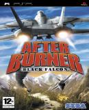 Carátula de After Burner: Black Falcon