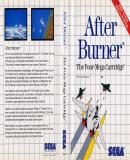 Carátula de After Burner