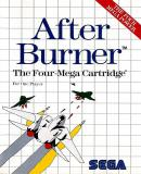 Caratula nº 120781 de After Burner (640 x 902)