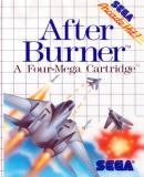 Caratula nº 120785 de After Burner (640 x 860)