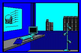 Pantallazo de After Shock para Amstrad CPC