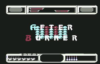 Pantallazo de Afterburner para Commodore 64