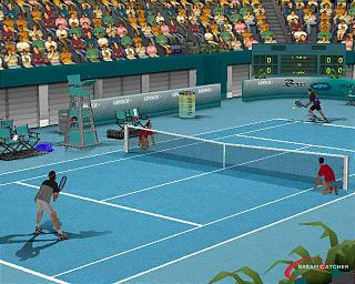 Pantallazo de Agassi Tennis Generation para PlayStation 2