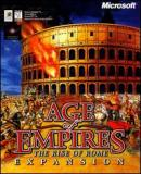 Carátula de Age of Empires: The Rise of Rome Expansion