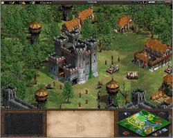 Pantallazo de Age of Empires II: The Age of Kings para PC
